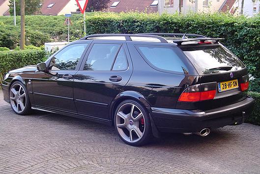 Zwarte Velgen Saabforumnl