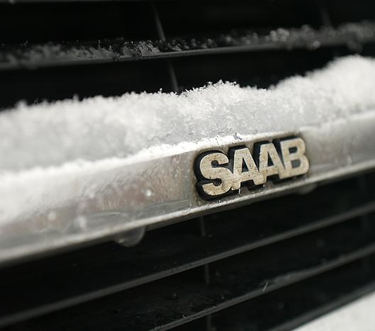 Saab Grille 2