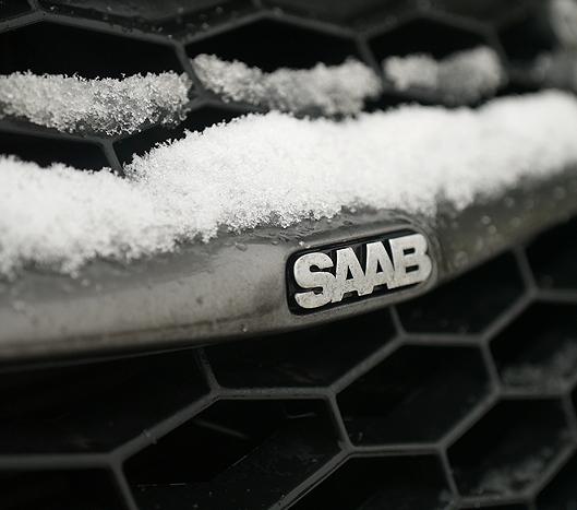 Saab Grille 3