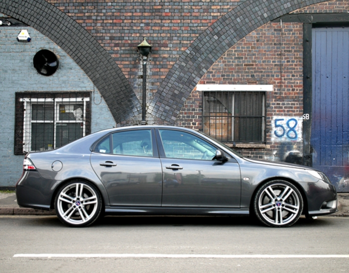 Bigger Saab