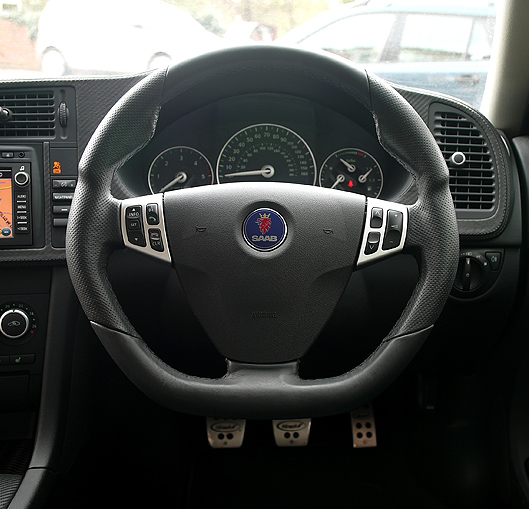 Hirsch Steering Wheel