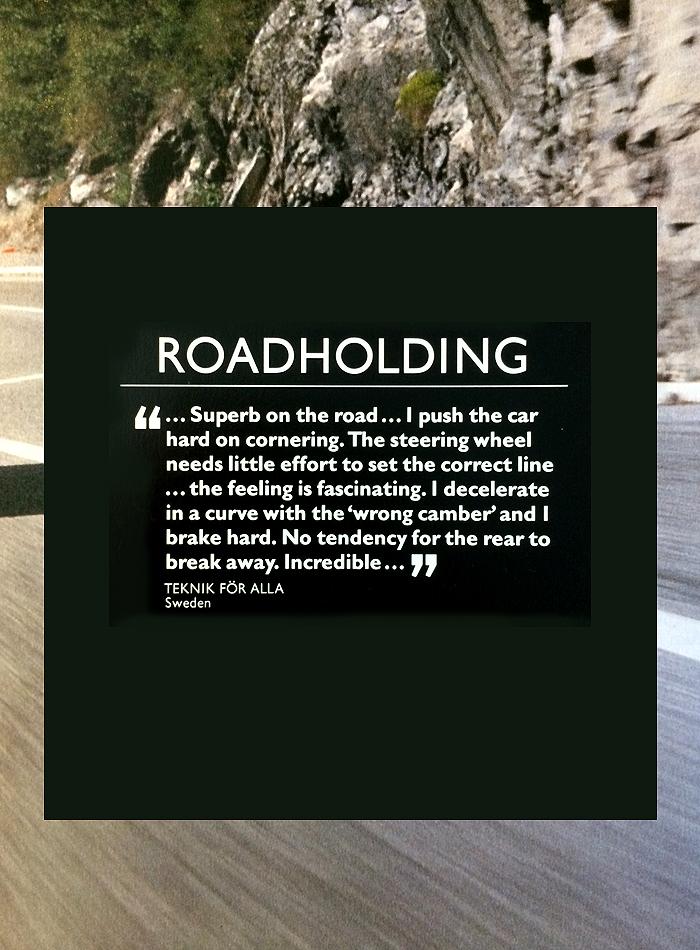 Saab Roadholding