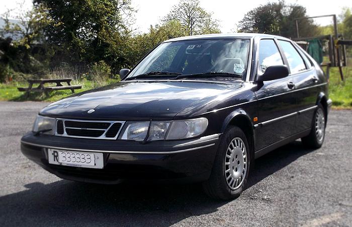 Saab 900 S Front