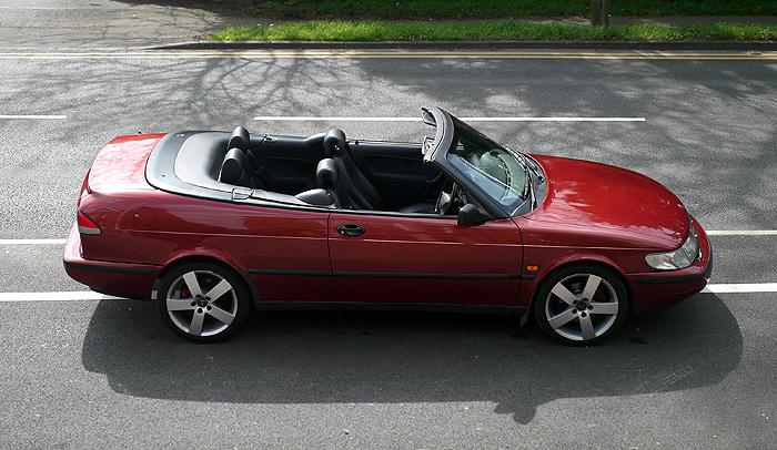 Saab ng900 2