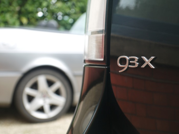 Saab 9-3X_Detail 2