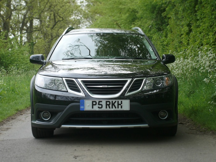 Saab 9-3X_Front story
